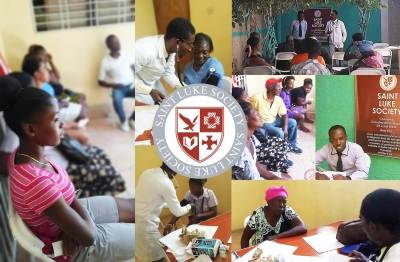 Providing Both Physical and Spiritual Care for the Community of Port Au Prince, Haiti