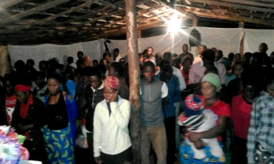 Revival Church in Ndola, Zambia