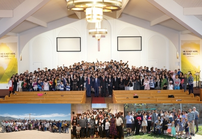 Easter Retreat in 2017