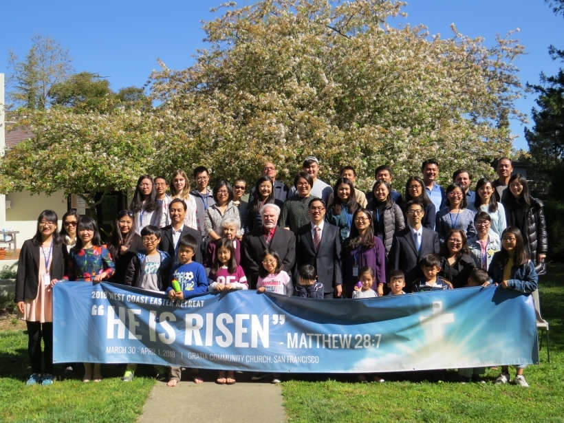 2018 Easter Retreat Throughout the World