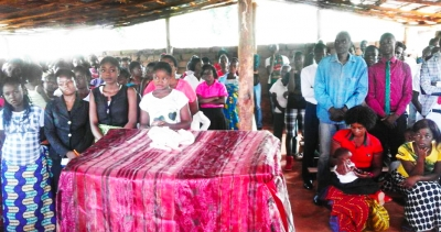 Zambia Revival Church Holds Grace-filled Services for Easter Sunday, OA Africa Staff Join to Serve